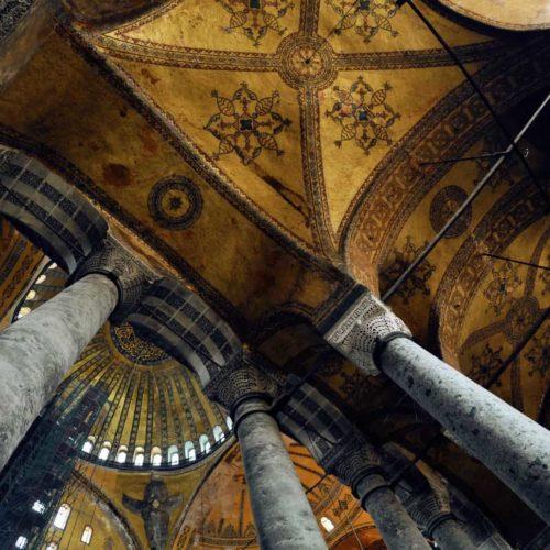Hagia Sophia 1920
