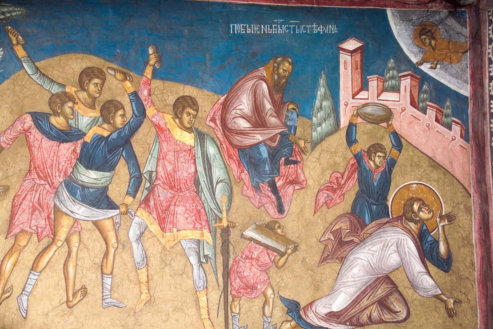 Święto świętego Szczepana, pierwszego męczennika